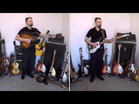 Lovely Rita Paulie Guitarist Cover