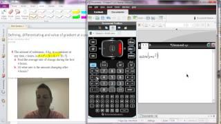 Gambar cover Lesson 2 Math - Algebra - Using solve on the CAS calculator