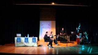 Entrevista con el fantasma (pieza musical de Juan Villodre inspirada en la homónima novela)