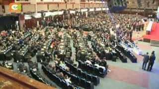 VIDEO: Kenyatta, Ban Ki-Moon open UNCTAD meeting