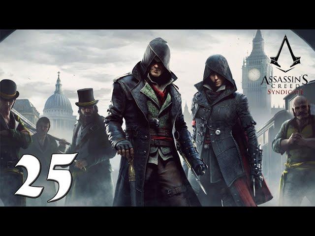 Assassin's Creed Syndicate cap: 25, Misiones para Charles Darwin.