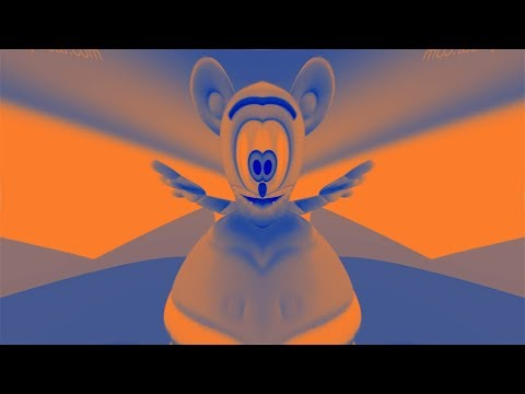 BLUE AND ORANGE Gummybear SPECIAL REQUEST Gummibär Spanish HD Gummy Bear Song
