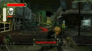 Dead Head Fred - PSP - #06. Zombietown [1/3]