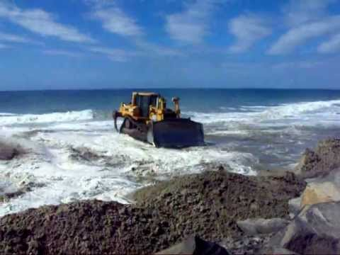 San Diego sand replenishment project - Oceanside