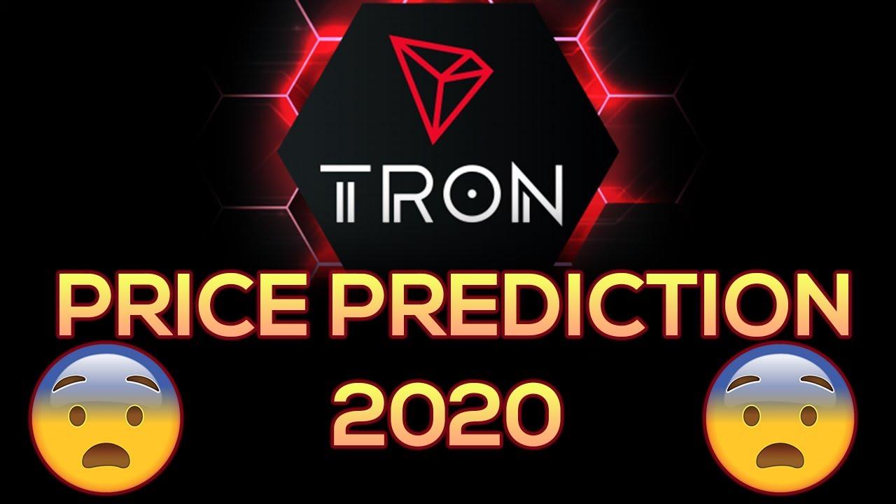(TRX) Tron Price Prediction 2020 & Analysis