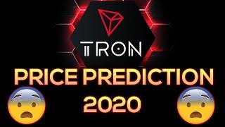 TRX Tron Price Prediction 2020 amp Analysis