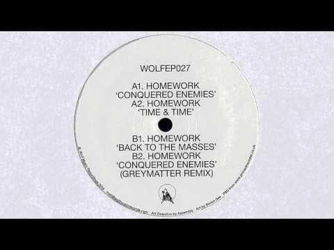 Homework - Time & Time (Wolf Music, 2014)