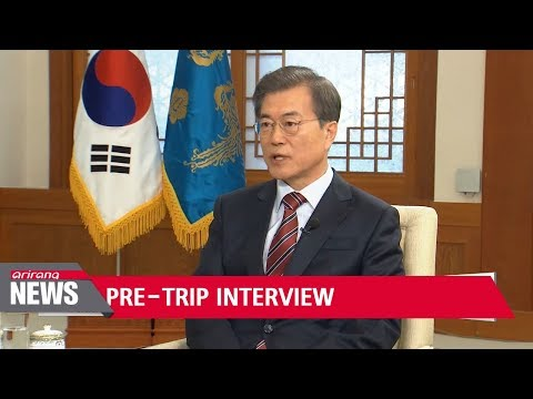 President Moon says restoring trust with China is main objective of upcoming state visit