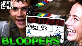 The Maze Runner Bloopers & Gag Reel (2014)