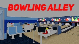 New Bowling Alley! Roblox Cruise Ship Tycoon!