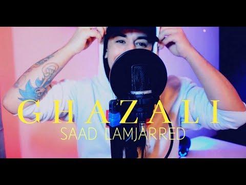 Saad Lamjarred - Ghazali (cover )