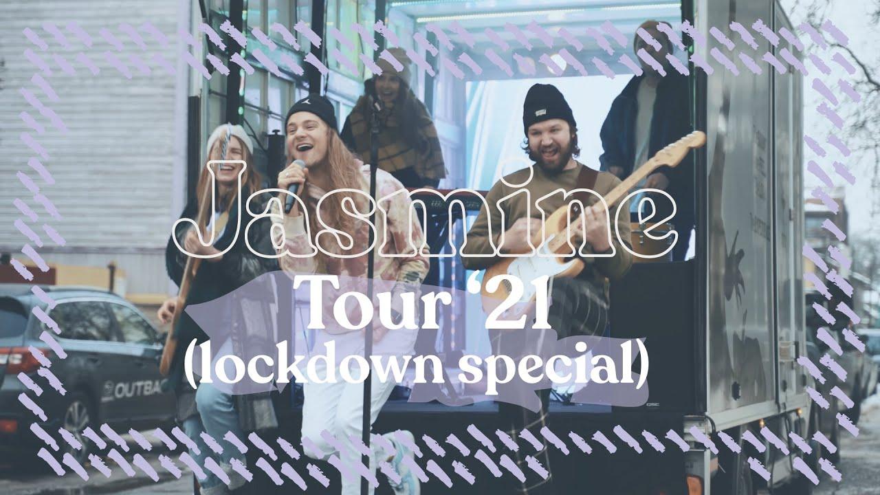 "Daniel Levi ""Jasmine"" Tour '21 (lockdown special)"