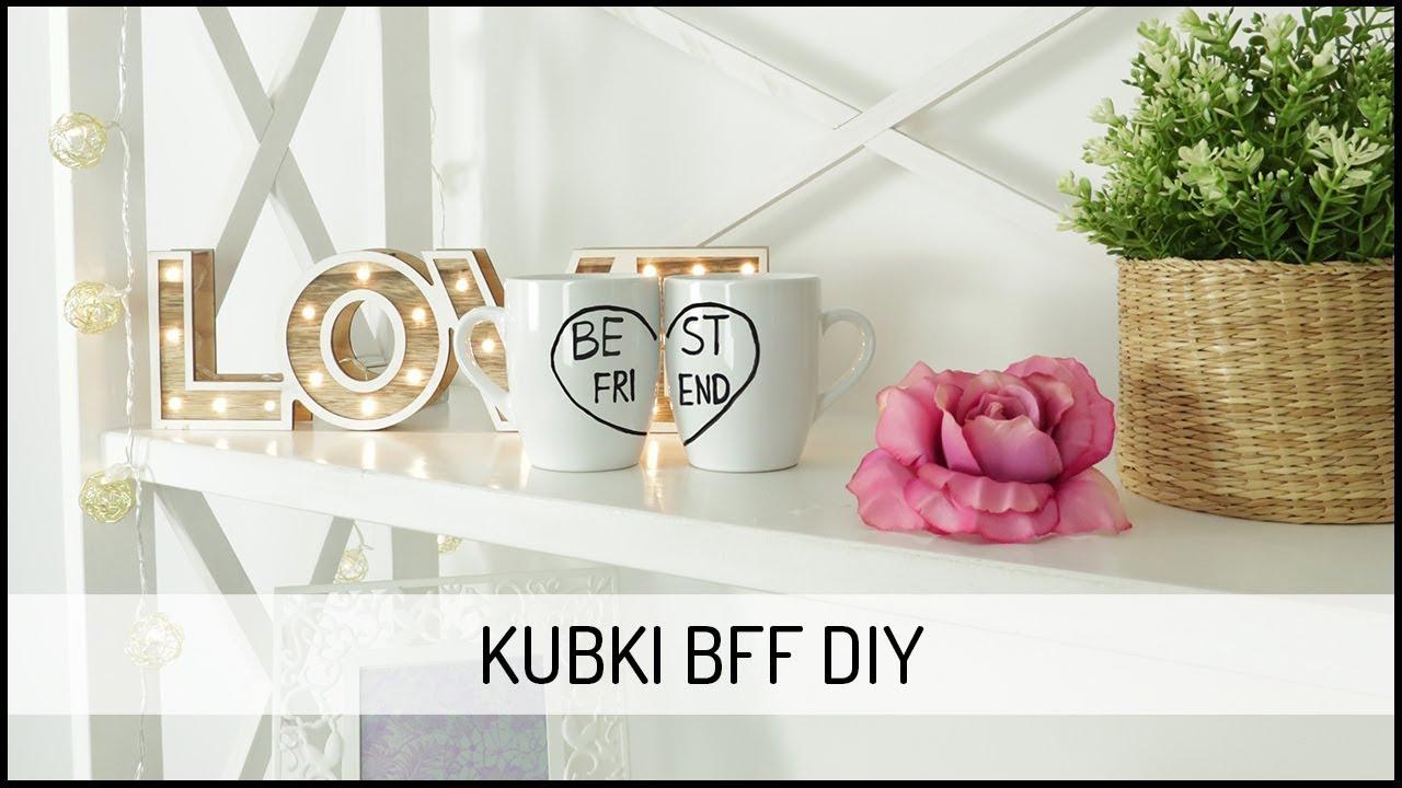 Kubki BFF DIY | Domodi TV