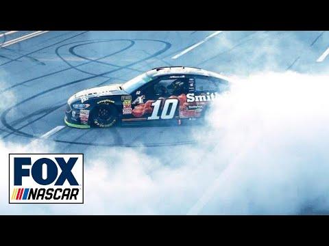 Winner's Weekend: Aric Almirola - Talladega | NASCAR RACE HUB