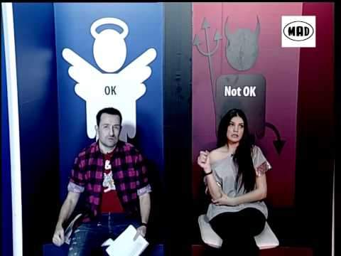 Η Ήβη Αδάμου σε OK@NIGHT του 2011!