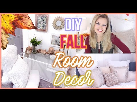 How To Decorate Your Room For Fall- Easy And Affordable