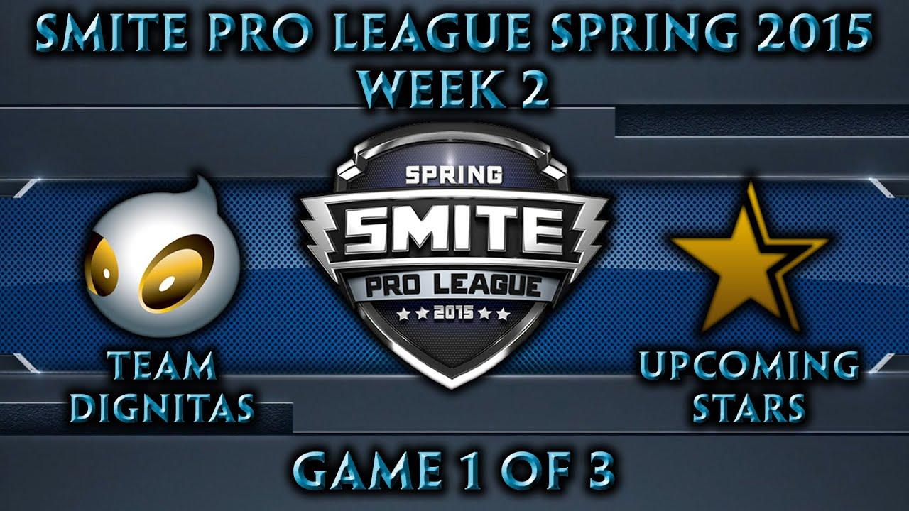 Pro Smite Teams