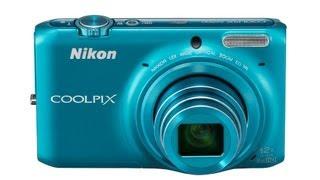 nikon Coolpix s6500 & S2700