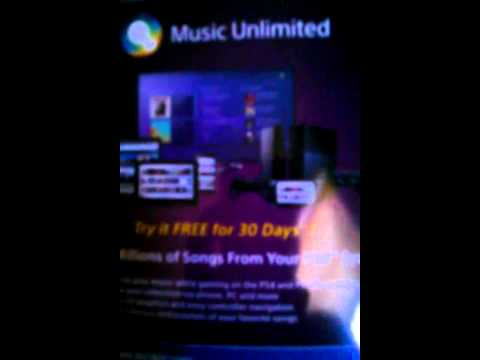 Free music unlimited code