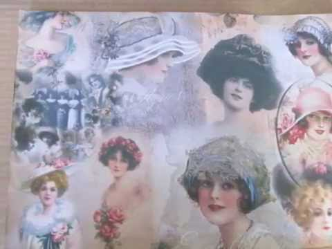 diy collage for your junk journal, using windows photo gallery