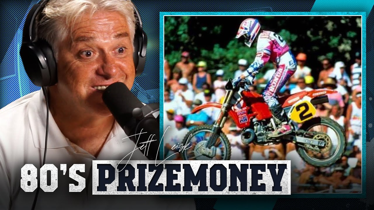 """""""That's how I funded my way around America"""" Jeff Leisk talks about 80's PRIZE MONEY - Gypsy Tales"""