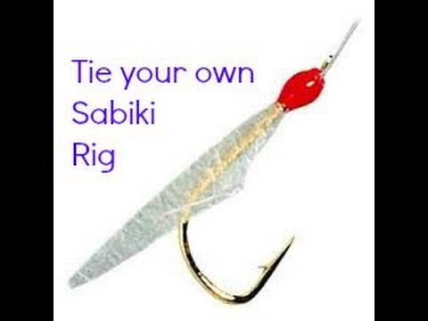 How to use a sabiki rig to catch bait doovi for Sabiki rig fishing