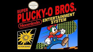 Super Plucky-o Bros