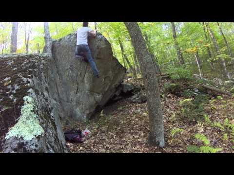 Proposal Rock Bouldering
