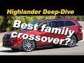 2018 / 2019 Toyota Highlander - Still King Of The Hill?