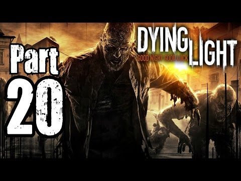 ► Dying Light | #20 | Michael Bay! | CZ Lets Play / Gameplay [1080p] [PC]