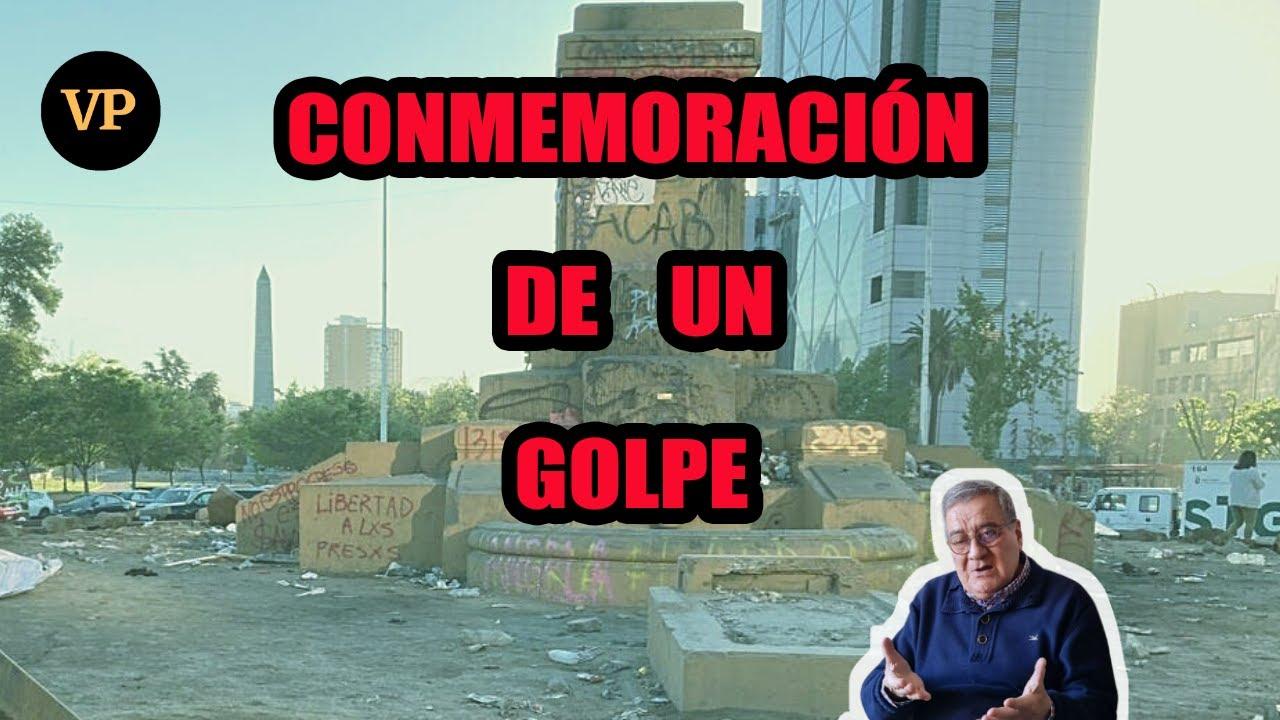 CONMEMORACIÓN DE UN GOLPE