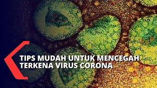 Cara Mudah Dan Mandiri Cegah Terjangkit Virus Coro