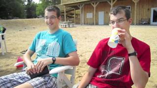 Camp des Bouleaux 2011