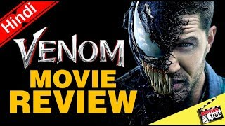 VENOM : Movie Review [Explained In Hindi]