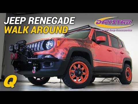 Daystar Jeep Renegade First Look