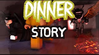 Dinner {STORY GAME} - Full Walkthrough