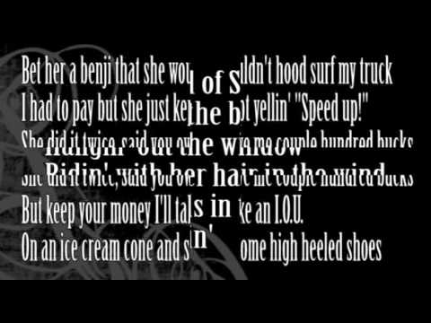 She's my kind of crazy- Emerson Drive (with lyrics)