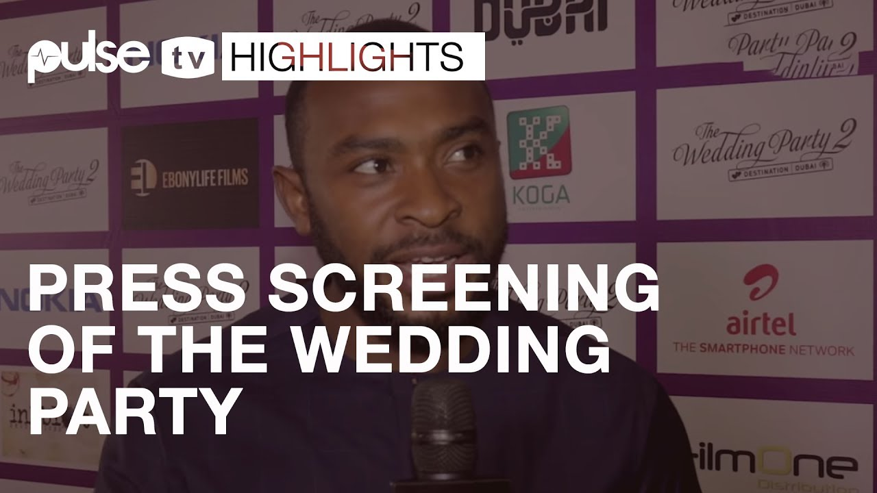 Download 'The Wedding Party 2' Press Screening Highlight, Meet The Cast | Pulse TV
