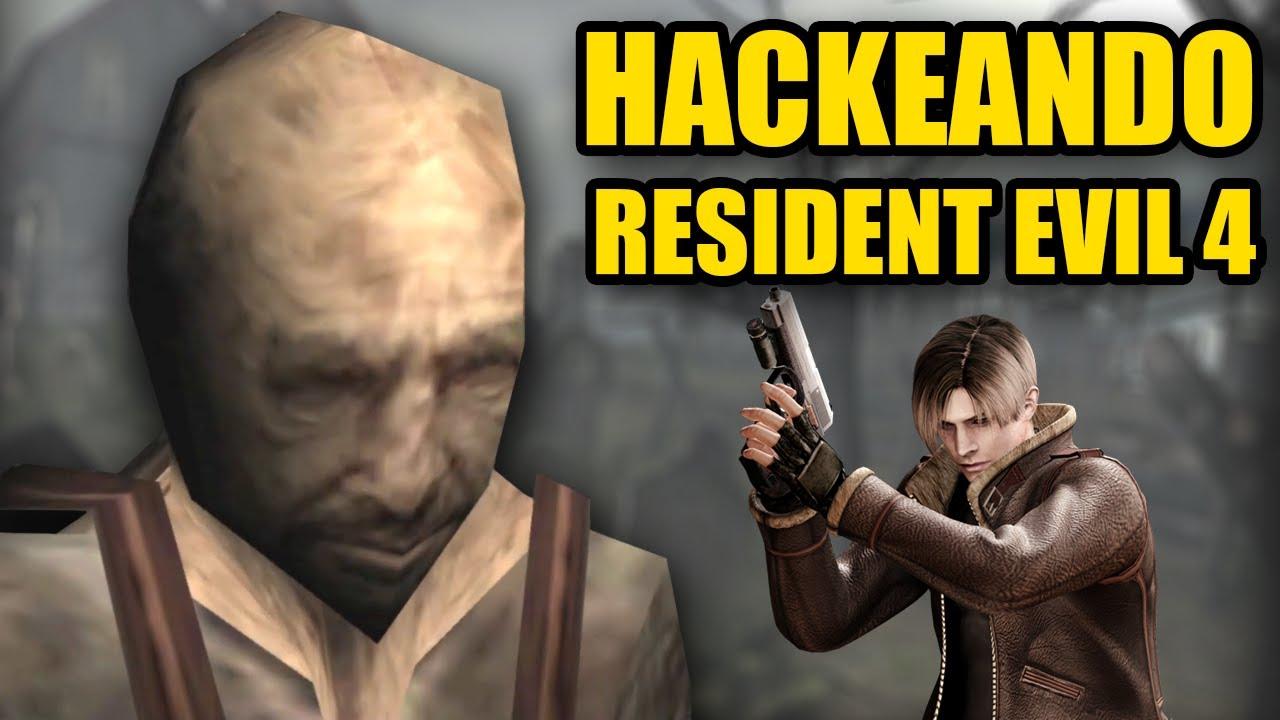 Hackeando la cámara de Resident Evil 4