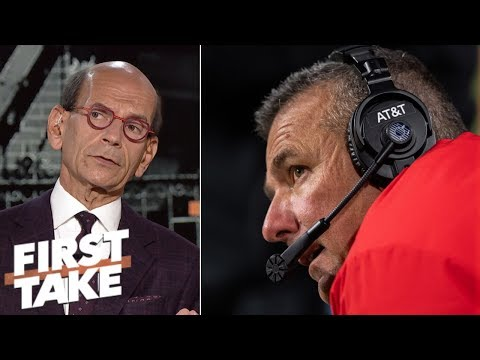 Shelley Meyer has 'bigger problems' dealing with Urban than calling me out - Finebaum | First Take