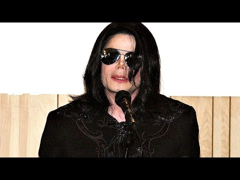 Michael Jackson - Speech Against Sony Music 2002 - GMJHD