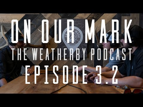 On Our Mark Podcast: Episode 3.2 - Jason Matzinger