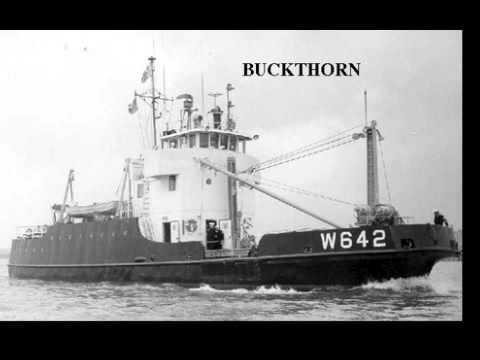 USCG  Buoy Tenders