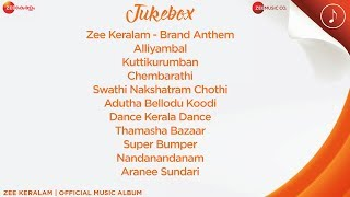 Zee Keralam Official Music Album