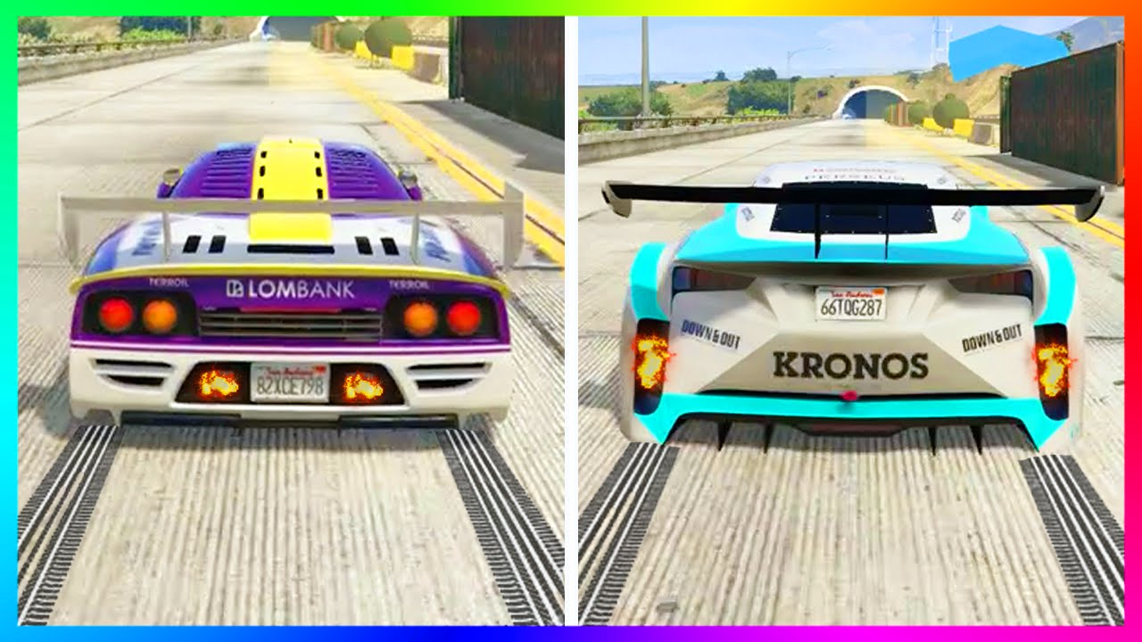 Best Car In Gta 5: GTA 5 DLC NEW FASTEST SUPER CAR!?