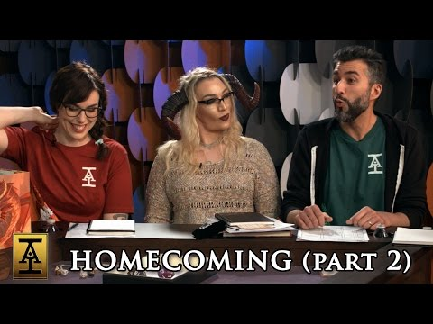 """Homecoming, Part 2 - S1 E10 - Acquisitions Inc: The """"C"""" Team"""