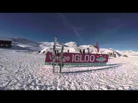 Les Arcs Snow Report: 9th February 2016