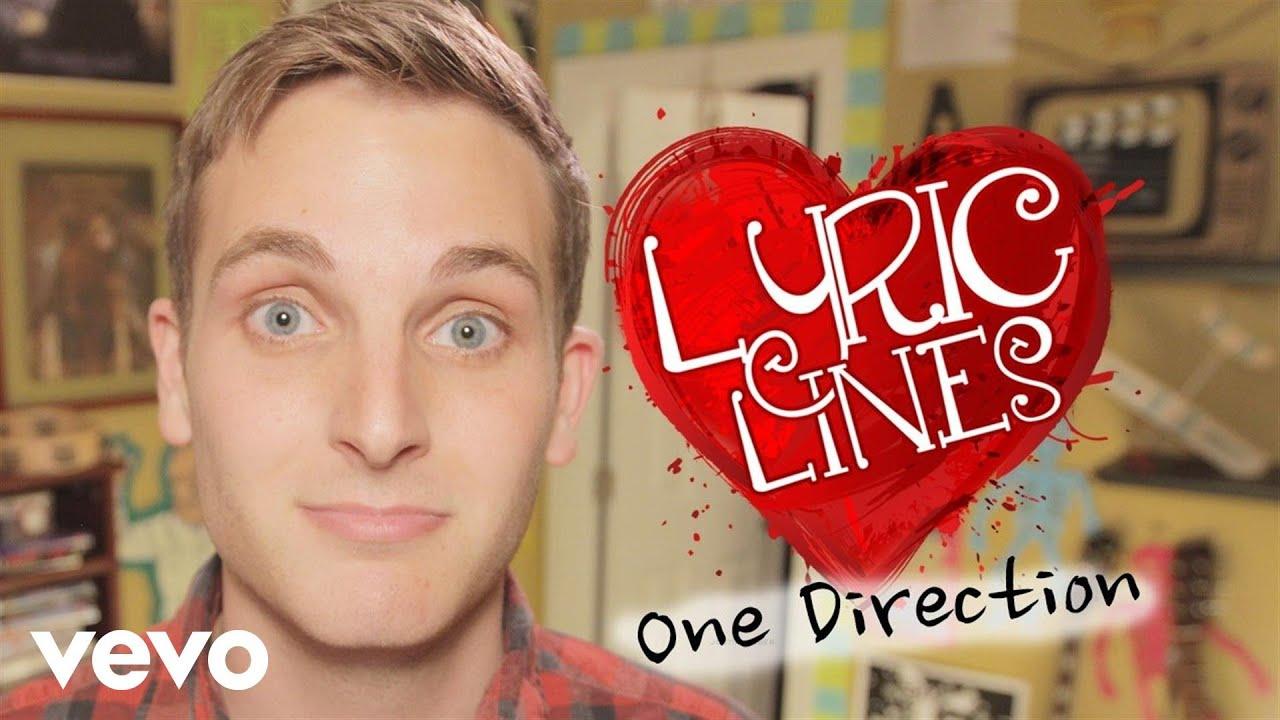 VEVO - Vevo Lyric Lines: One Direction Lyrics Pick Up Girls?