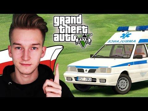 POLSKIE MODY 2 w GTA V!  ⚪️🔴