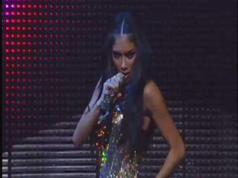 [DDWT] Nicole Scherzinger (PCD) - Hush Hush (Live @ Glasgow) - HQ